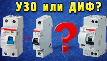 Расчет мощности автомата с учетом нагрузки на проводку