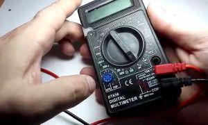 Как починить мультиметр своими руками
