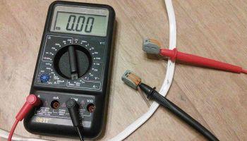 Правила измерения переменного и постоянного тока мультиметром