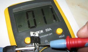 Возможна ли проверка ШИМ контроллера мультиметром