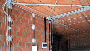 Составление проекта электропроводки с помощью программы