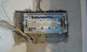 Как поменять электропроводку в старой двухкомнатной квартире