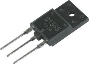 Искатель при помощи  транзисторов
