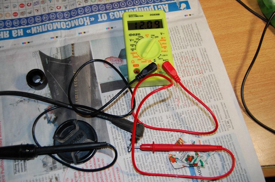 Как проверить сопротивление высоковольтных проводов мультиметром